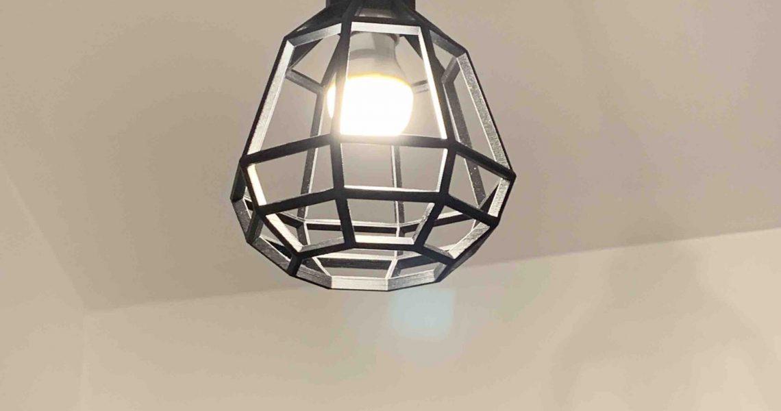 lampa diamond 3